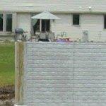 בניית קיר בלוקים